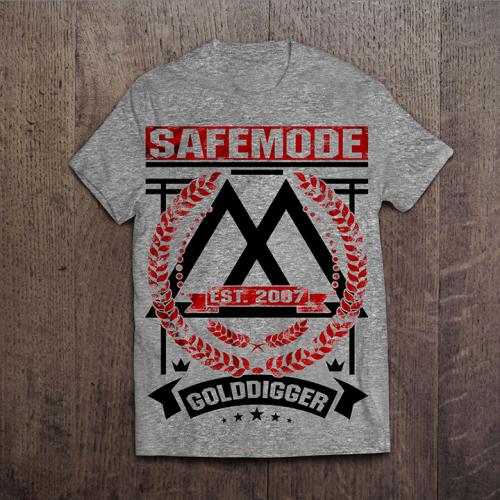 T-shirt_Golddigger_sportgrey