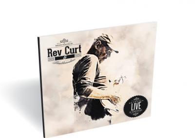 EP-omslag och logotype åt blueskungar
