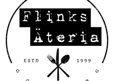 Logotype åt restaurang