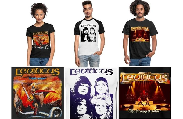 Merchandise åt idoler